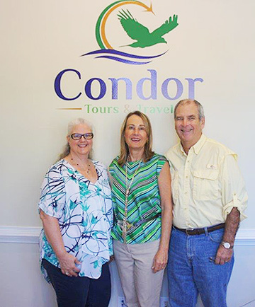 Lawrenceville, Georgia Travel Agency Condor Tours & Travel