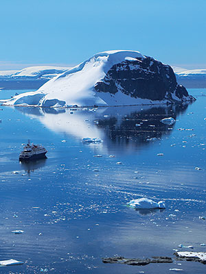 10 Days / 9 Nights Antarctica Vacation Package