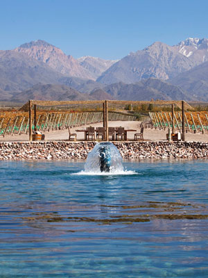 Argentina vacation package - Luxury Mendoza Wine and Relax