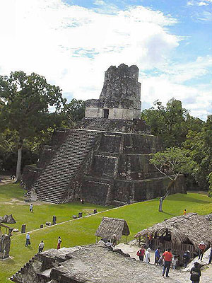 Adventure / Exploration vacation travel - Maya Tour in Four Countries