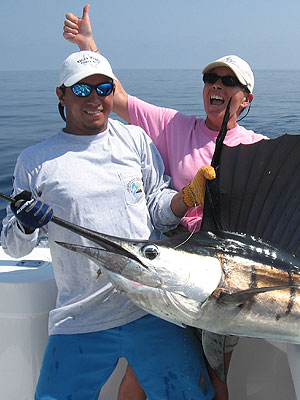 Fishing vacation travel - Offshore Fishing in Costa Rica