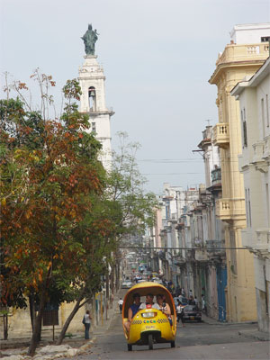 Cultural / Historic vacation travel - Touring Cuba
