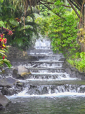 Costa Rica travel tour - Arenal Volcano National Park Hike & Tabacon Hot Springs